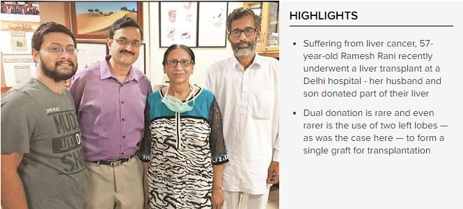 Dr Naimish Mehta, Liver Transplant Surgeon