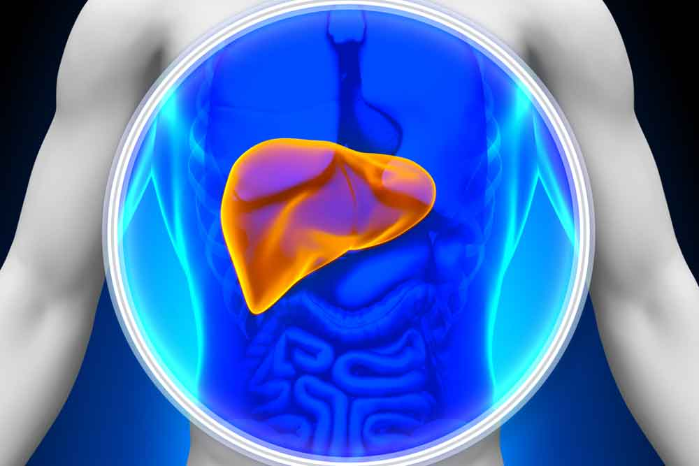 When is a liver transplant needed
